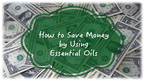 Save Money Using Essential Oils