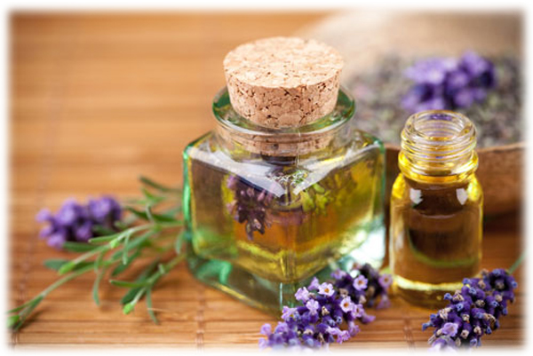 Essential Oil Perfume for Immune Support